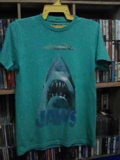 Jaws movie tee