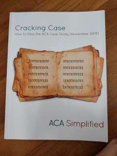 🚚 ACASimplified Cracking Case (Nov 18)