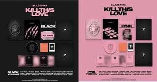 BLACKPINK- KILL THIS LOVE