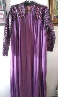 Preloved gamis pesta