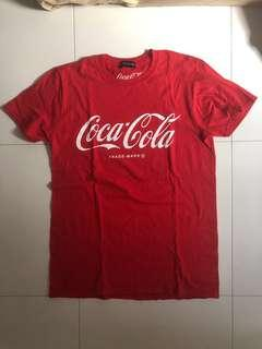 🚚 PRETTYLITTLETHING Coca Cola Shirt