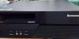 Note : Lenovo ThinkCentre M58