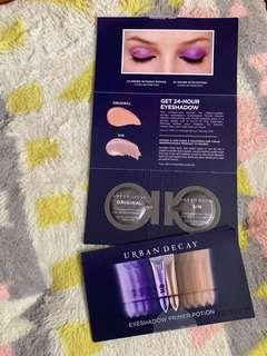 Urban Decay Eyeshadow Primer Potion眼影持久底霜