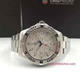 Tag Heuer Aquaracer 2011 Swiss LIMITED EDITION Automatic Watch