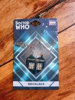 Doctor Who Friendship Necklace