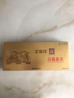正官庄 高麗蔘茶 紅蔘茶