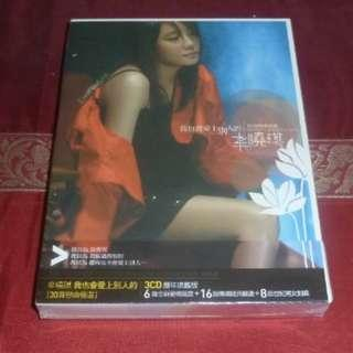 NEW 3 cd 辛晓琪 辛曉琪 Winnie hsin  Xin Xiao Qi  29 songs 3 cds set best collection -6 new songs, 16 classics and 8 duets