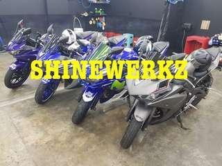 💥COATING FOR MOTORBIKES!!💥