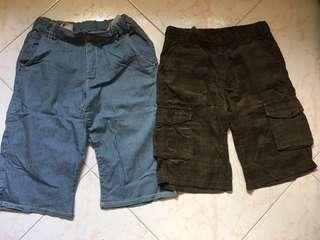 🚚 Bossini boys kids short age 9-10 yrs