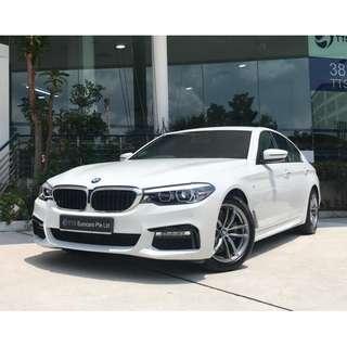 BMW 520d Sedan Auto