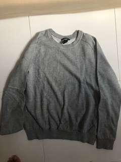 🚚 H&M Grey Pullover