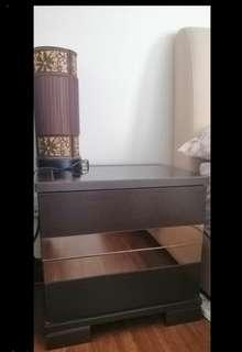 2 units Elegant Bedside Tables