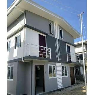 3 Bedrooms with Provisions for Attic - Duplex Type B in The Garden Villas, Tanza, Brgy. Biga, Tanza, Cavite