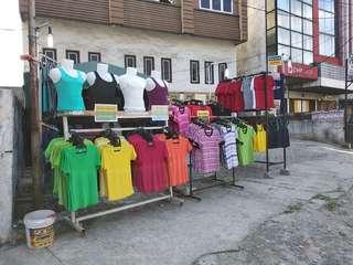 Kaos polos kualitas pejabat rakyat kecil