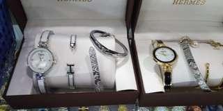 Hermes Watches & Bracelete