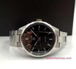 Tag Heuer Carrera Caliber 5 Date Automatic Watch