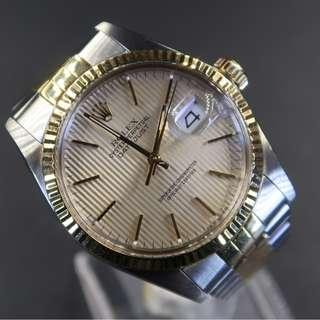 Pre Owned Rolex Oyster Perpetual Datejust 16013