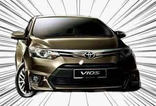 Brand New Vios is booking🥳