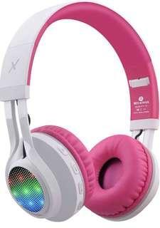 Riwbox LED Flashing Wireless Headphone