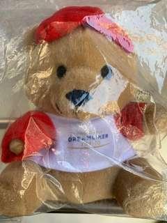 🚚 Singapore Airlines bear-787-10 dreamliner