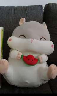 🚚 Large hamster plush (45cm)
