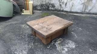 Timberland 木製小矮凳(腳踏凳)—企業品牌收藏