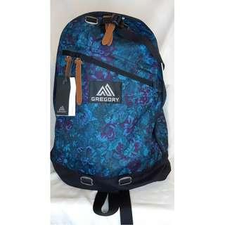 ⭐全新⭐GREGORY DAY PACK BLUE TAPESTRY