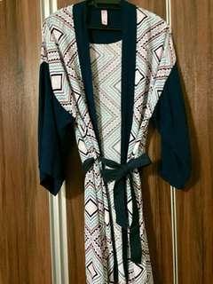 Cotton on kimono nightwear #APR10