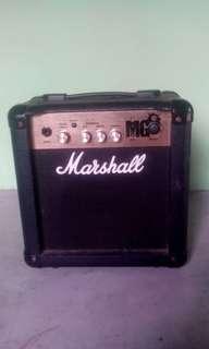 Guitar Amp marshall 24watt