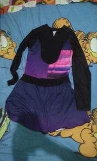 Baju renang panjang muslimah