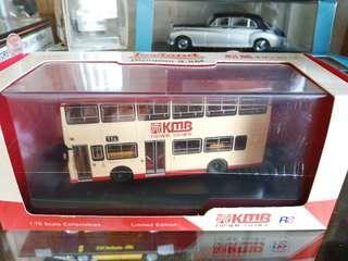 巴士模型 1:76 利蘭