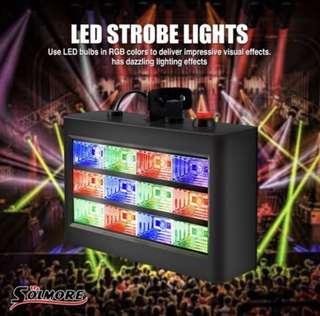 Solmore LED Flashlight