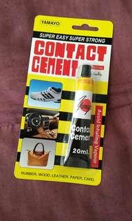 Contact Cement Super Glue