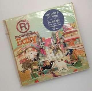 RubberBand Easy 門小雷首批限量CD+Moov Live DVD大碟