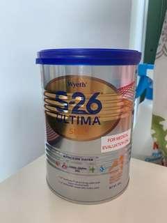 大量S-26 ultima 1 $180/2罐
