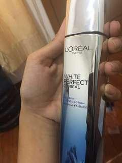 L'OREAL White Perfect Clinical New Skin Essence - Lotion