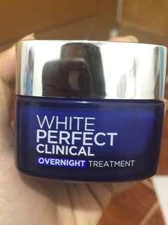 L'OREAL White Perfect Clinical - Overnight Treatment