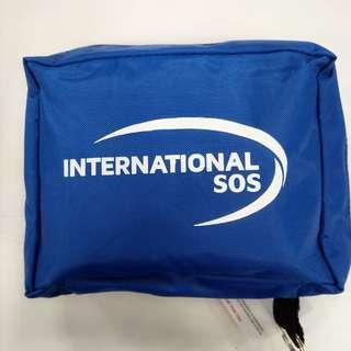 International SOS Travel Camping Health Kit #EndgameYourExcess