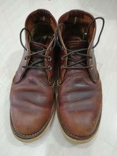 Red Wing Shoes  boots 3141