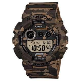 Casio G-Shock GD-120CM-5 Watch