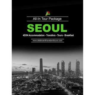 Seoul All-In Tour