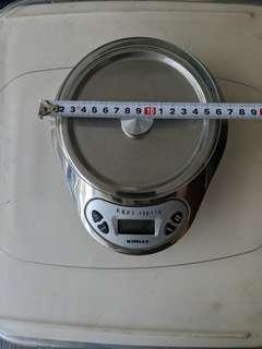 🚚 Weighing machine