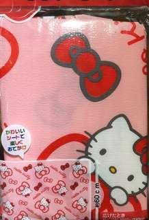 Hello Kitty Picnic Mat