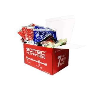 Scitec Nutrition 7 Day Trial Pack