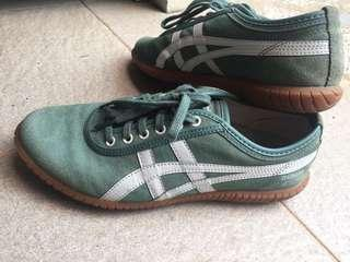 Onitsuka Tiger Tsunahiki Hiking Green