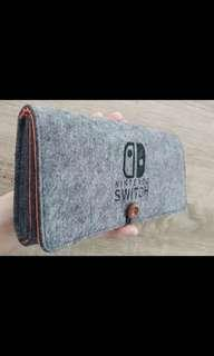 雙層 Switch 保護套 保護殼 Nintendo NDS 任天堂 手提袋 收納袋 收納包 保護包 機袋 機套 機殼 防震 遊戲 手制 protector case cover 熱賣爆款 實物拍攝