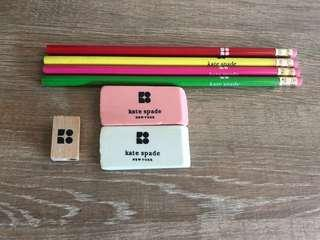 🚚 KATE SPADE STATIONARY SET