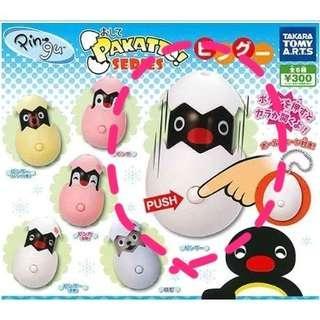 🚚 企鵝家族 Pingu 扭蛋 交換