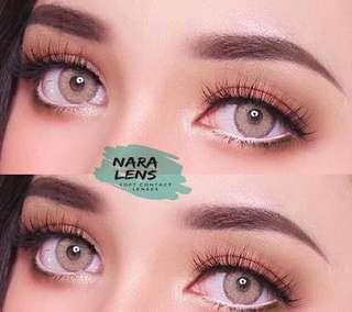 Soft Contact lens From @naralens