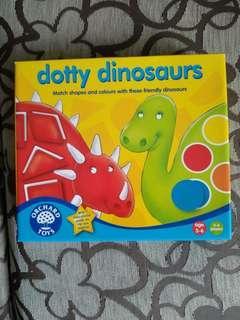 🚚 Dotty Dinosours